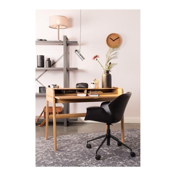 Černá kancelářská židle Zuiver Office Chair Nikki
