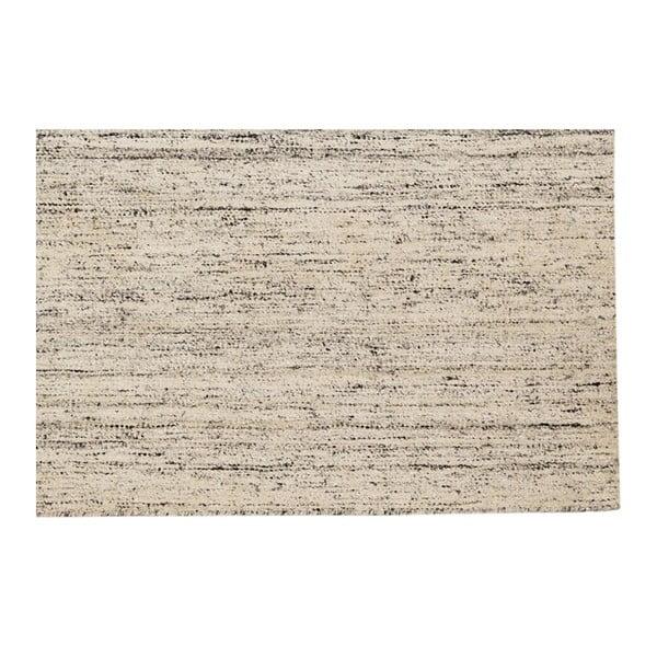 Ručně tkaný koberec Bakero Kilim Sari Silk Ivory, 155x240 cm
