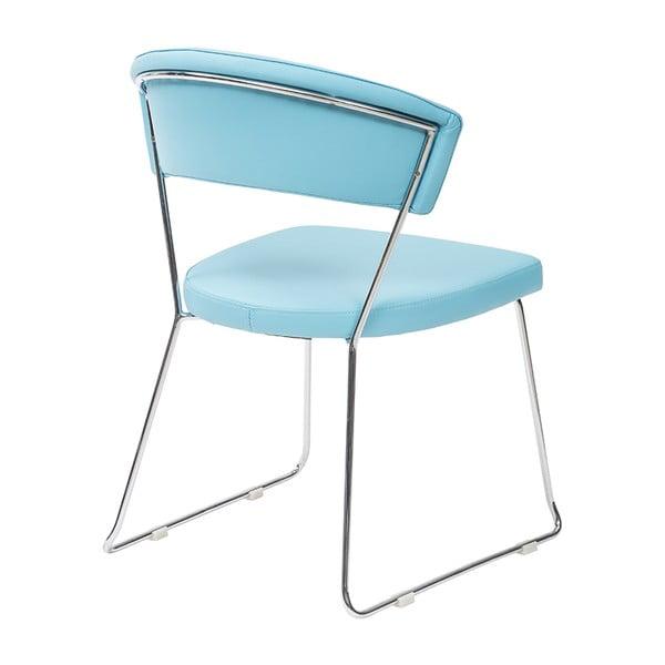 Židle Bacco, modrá
