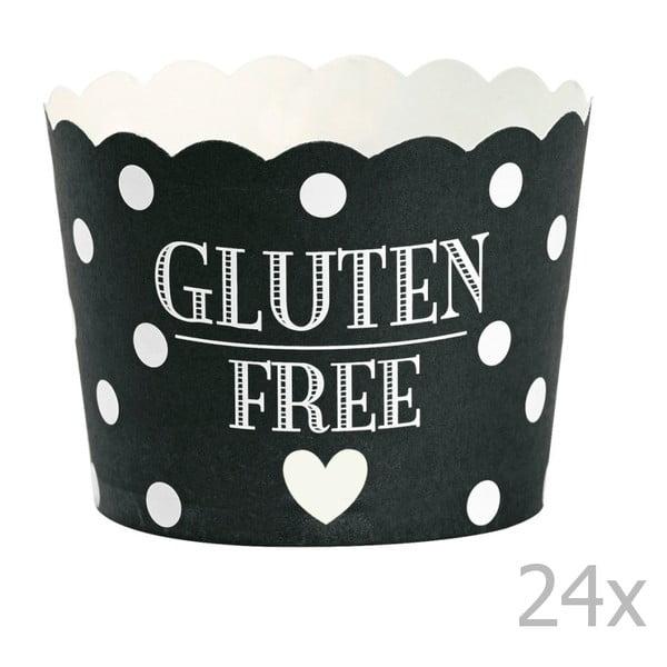 Sada 24 pečicích košíčků Miss Étoile Gluten Free