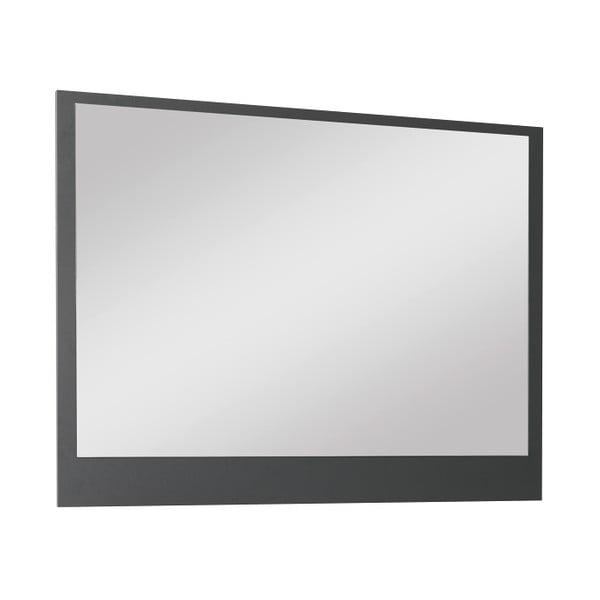 Nástěnné zrcadlo Outfit, šedé