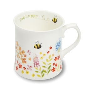 Porcelánový hrnek Cooksmart England Flowers, 440ml