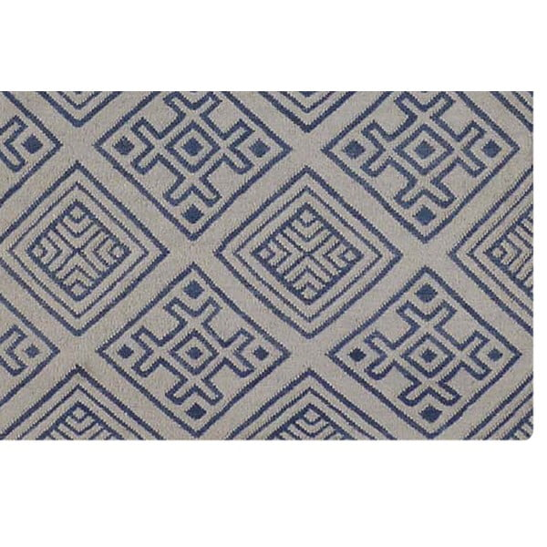 Ručně tkaný koberec Kilim D no.769, 155x240 cm
