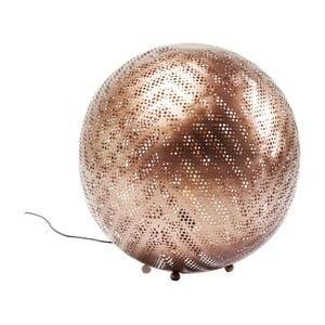 Stojací lampa v měděné barvě Kare Design Stardust