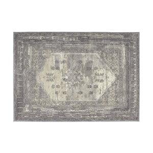 Šedý vlněný koberec Kooko Home Sonata,240x340cm