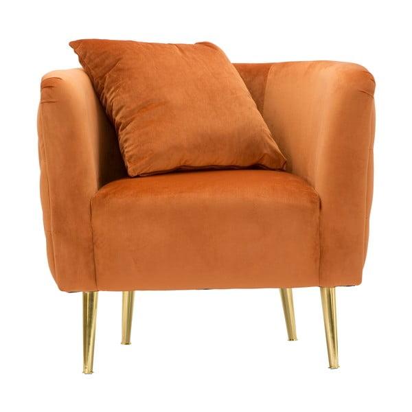 Bucarest narancssárga fotel - Mauro Ferretti