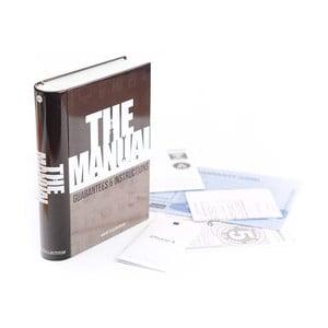 Plechová krabice The Manual