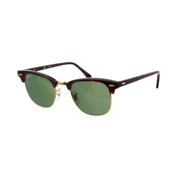Sluneční brýle Ray-Ban Clubmaster Flash Lenses Havana