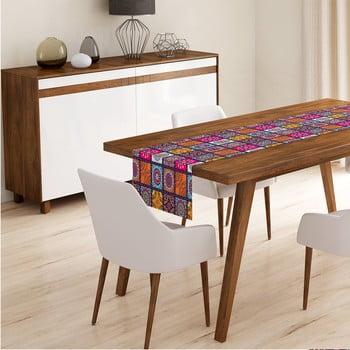 Napron din microfibră pentru masă Minimalist Cushion Covers Nehteo, 45 x 145 cm imagine