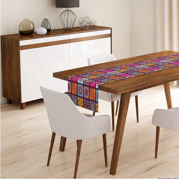Napron din microfibră pentru masă Minimalist Cushion Covers Nehteo, 45 x 145 cm
