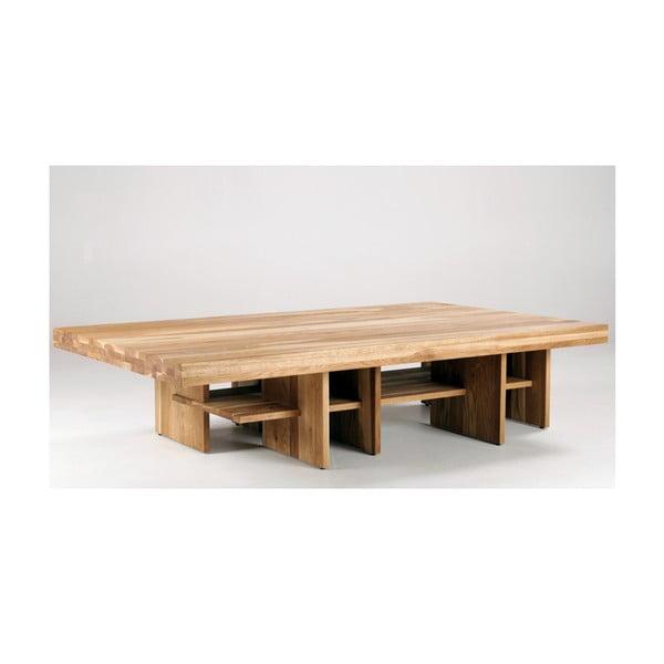 Konferenční stolek z olšového dřeva Mazzivo Coffee