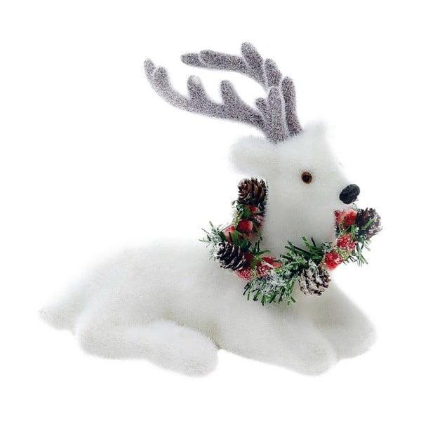 Dekorace White Deer