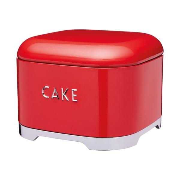 Červená dóza na dorty Kitchen Craft Lovello