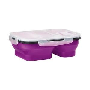 Svačinový box Zone, fialový