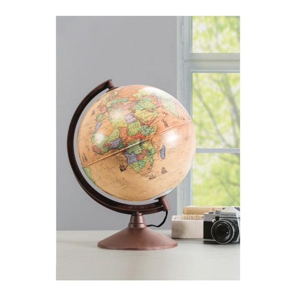 World Sphere földgömb alakú asztali lámpa