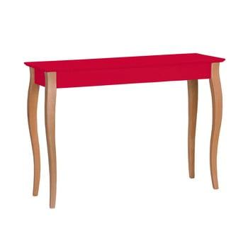 Consolă Ragaba Lillo, lățime 105 cm, roșu imagine