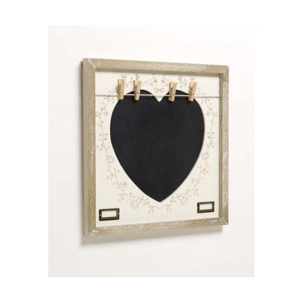 Tabule s kolíčky Heart