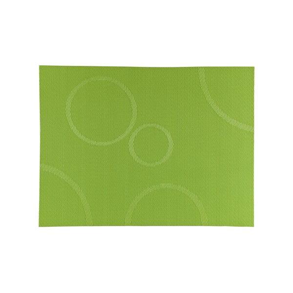 Prostírání na stůl, 2 ks, zelené