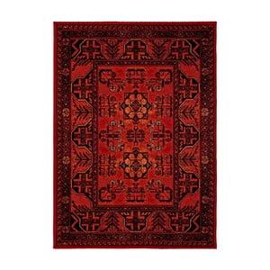 Tmavě červený koberec Universal Classic Red, 140x200cm