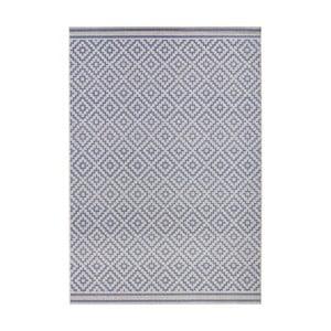 Modrý koberec vhodný do exteriéru Bougari Raute, 140x200cm