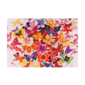 Obraz Motýli, 70x100 cm