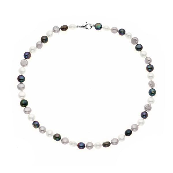 Náramek s říčními perlami Drosoula
