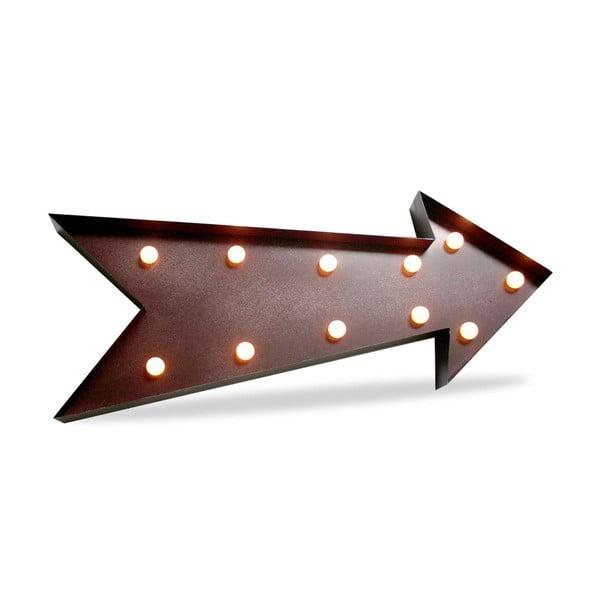 Světelná LED dekorace Arrow