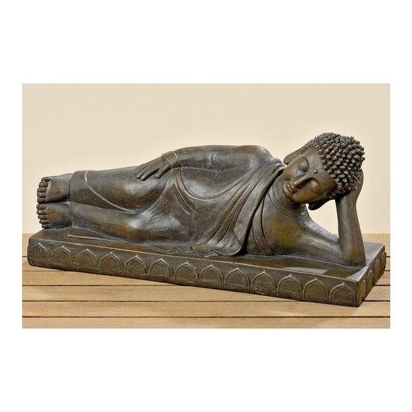 Dekorativní socha Buddha, 49 cm