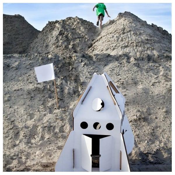 Skládací domeček pro děti Rocket