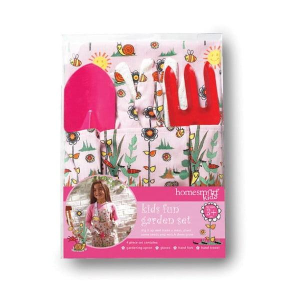 Zahradní set pro děti Cooksmart England Girls Fun