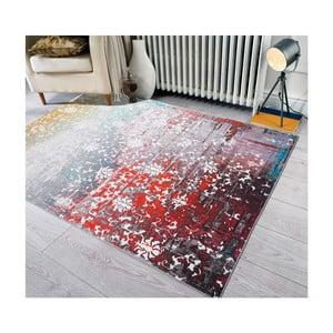 Koberec odolný proti skvrnám Floorita Paparazzi Multi, 120x180cm