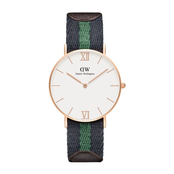 Hodinky Grace Warwick Rose Gold, 36 mm