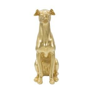 Dekorativní soška ve zlaté barvě Mauro Ferretti Cane