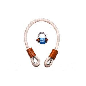 Combo Lock, modrý