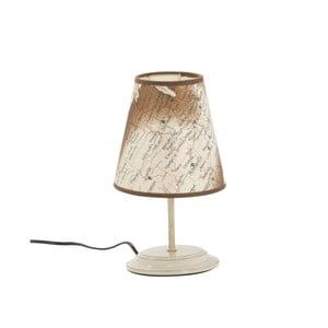 Stolní lampa Mauro Ferretti Comodino Sahara, 29 cm