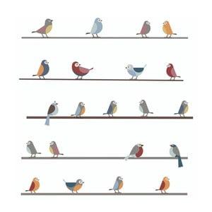 Autocolant Art For Kids Little Birds