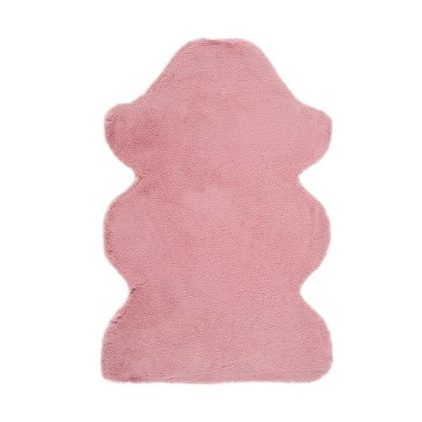 Covor Universal Fox Liso, 60 x 90 cm, roz