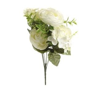 Bílá dekorativní květina Heaven Sends