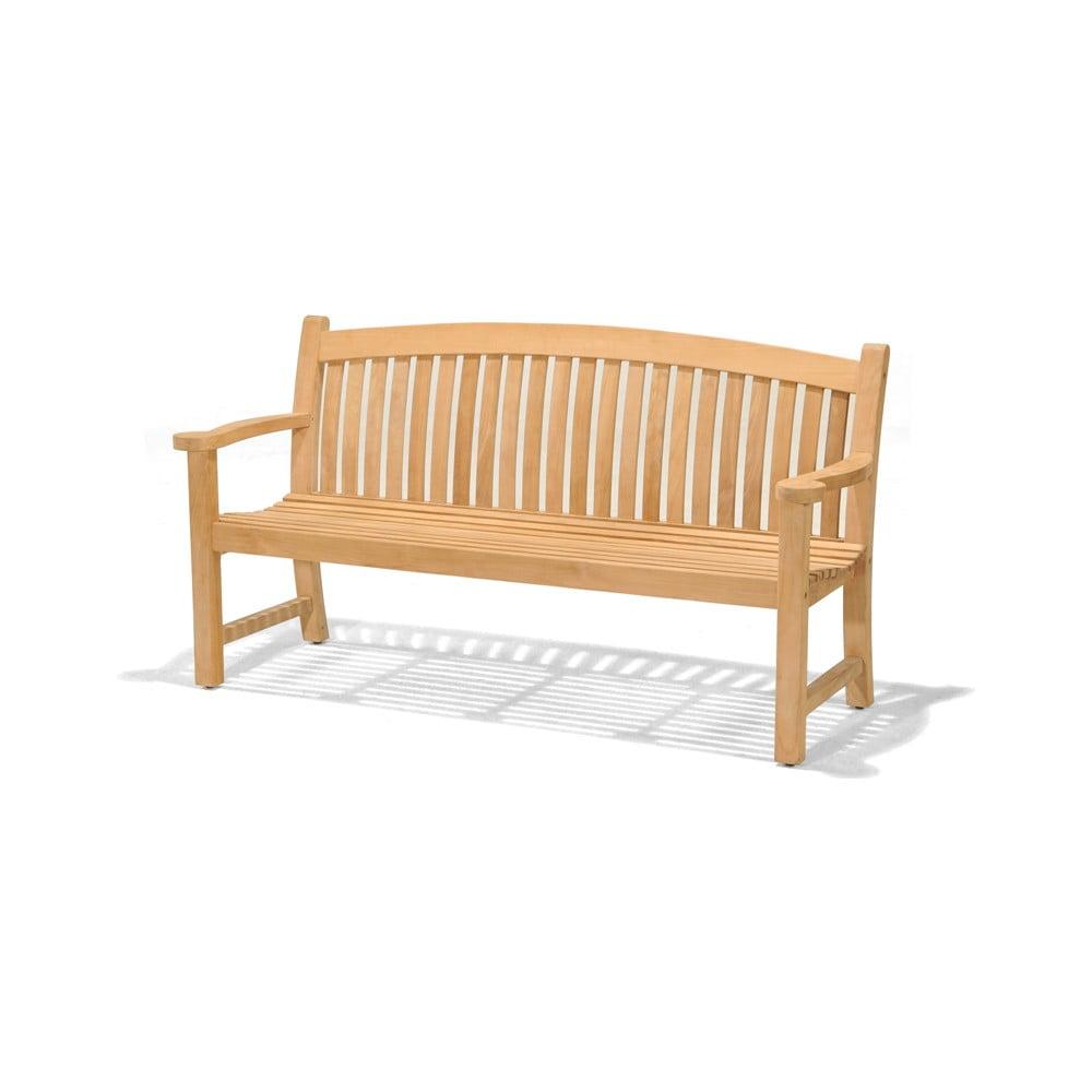Zahradní lavice z teakového dřeva LifestyleGarden Regal