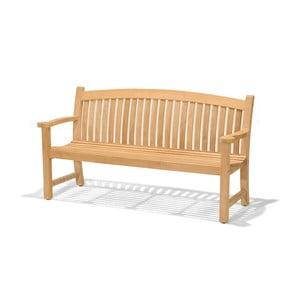 Canapea din lemn de tec pentru grădină LifestyleGarden Regal