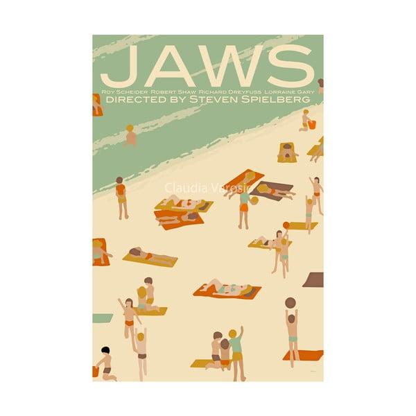 Plakát Jaws (Čelisti)