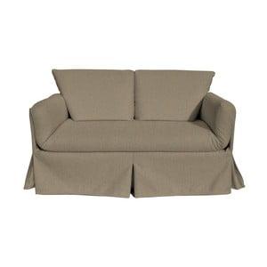 Canapea extensibilă cu 3 locuri 13Casa Roma Matrix, gri