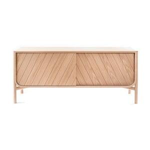 TV komoda z dubového dřeva HARTÔMarius, šířka155cm