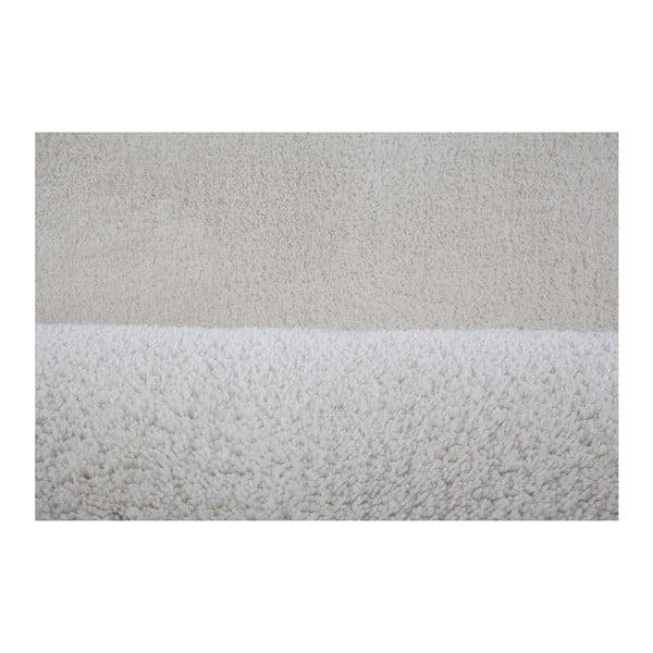 Béžový ručně vyráběný koberec Obsession My Carnival Car Pear, 60 x 110 cm