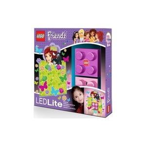 Dětské noční světlo LEGO Friends Mia