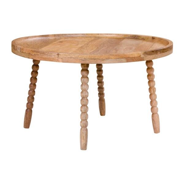 Stolik z drewna mango House Nordic Jammu