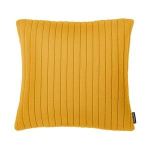 Žlutý polštář ZicZac Comrad, 45x45cm