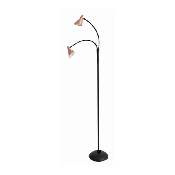 Stojací lampa Naeve Copper Black