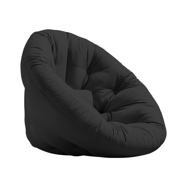 Nest Dark Grey kinyitható fotel - Karup Design