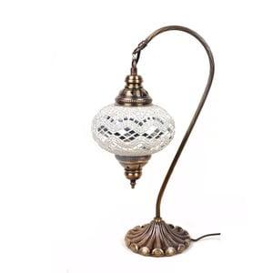 Skleněná lampa Fishing VIII, 17 cm